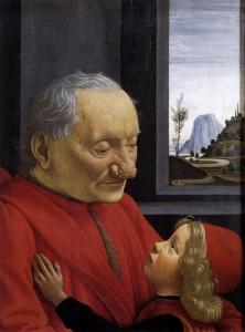 ghirlandaio-le-vieil-homme-et-son-petit-fils-1490