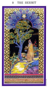 The Hermite-Enchanted-Tarot