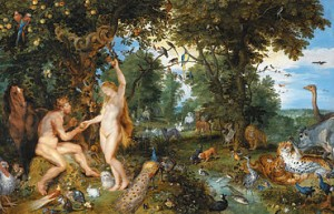 Bruegel l'Ancien et Rubens-L'Eden