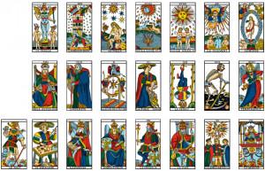 Tarot en trois étapes