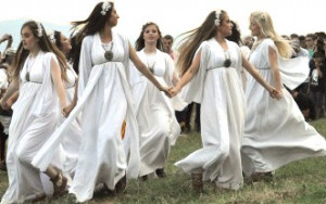 danseuses celtes