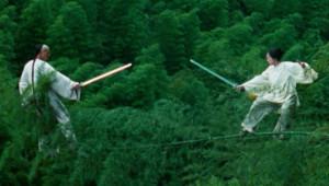 Tigre et Dragon Li mu bai