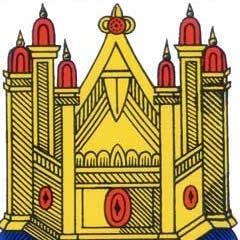 As de Coupe - château